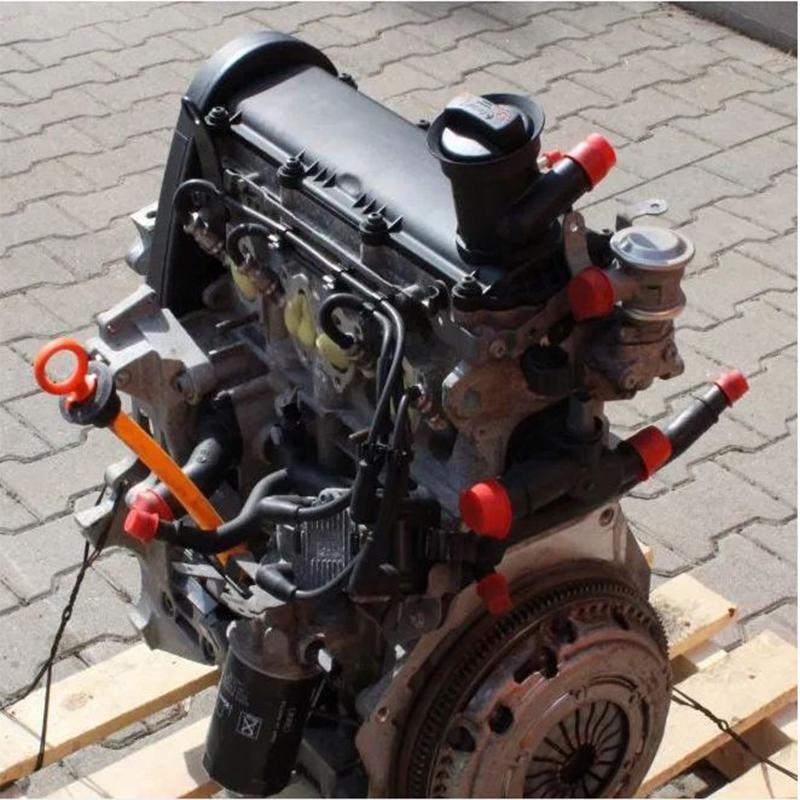 Silnik AUDI A4 VW PASSAT B5 1.6 8V Benzyna Kod silnika ADP